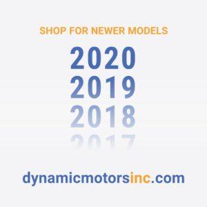2020 vehicles